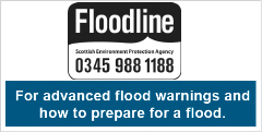 For advanced flood warnings and how to prepare for a flood