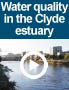 Water quality in the Clyde estuary