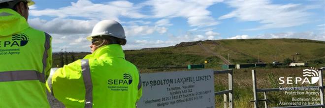 Tarbolton Moss Landfill   Scottish Environment Protection